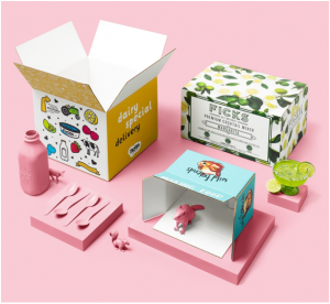 How Custom Boxes Advertise Your Brand